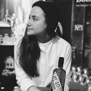 Annika Führer - Brand Ambassador Canadian Whisky Borco Deutschland