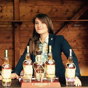 Emilie Butko - Aussendienst Mitarbeiterin bei Ferrand Deutschland für Plantation Rum, Raum Clement, Citadelle Gin & Cognac Ferrand
