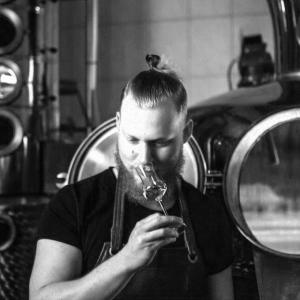 Felix Georg Kaltenthaler Gründer von Revolte Rum
