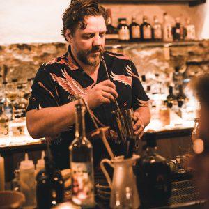 Jürgen Wiese - Brandambassador bei Kirsch Whisky