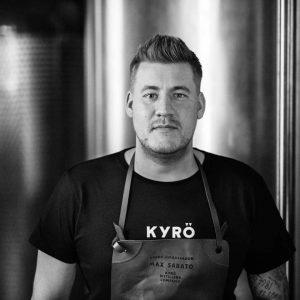 Max Sabato - Brandambassador bei Sierra Madre Deutschland für Kyrö Distillers (Gin & Whisky)